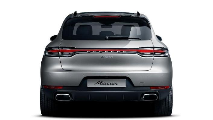 Porsche Macan (2019) Exterior 006
