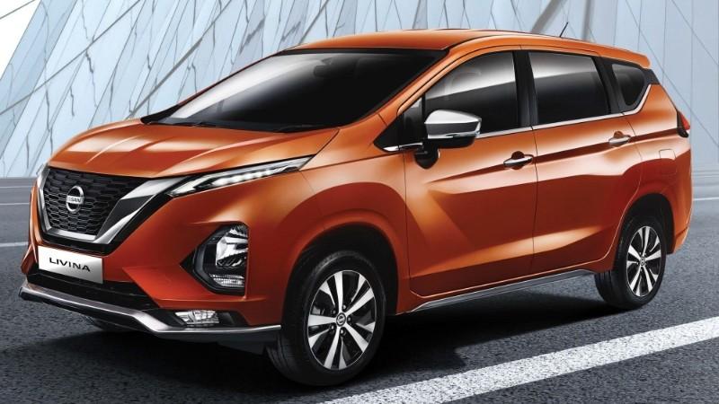 Nissan Livina in Indonesia