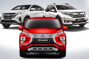 2020 Mitsubishi Xpander vs Aruz and BR-V – Will it conquer the segment?