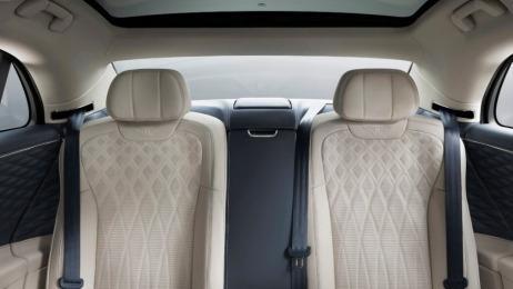 Bentley Flying Spur (2020) Interior 008