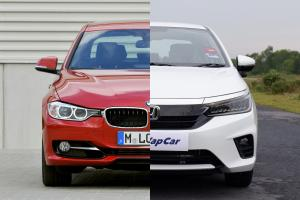 Used vs New: Should you be brave to buy a used BMW 3 Series over a new Honda City?