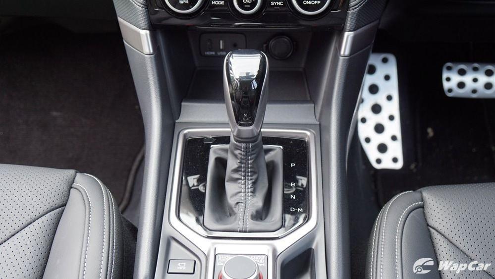2019 Subaru Forester 2.0i-S EyeSight Interior 014