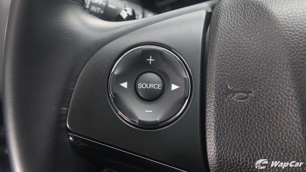 2019 Honda HR-V 1.8 RS Interior 003