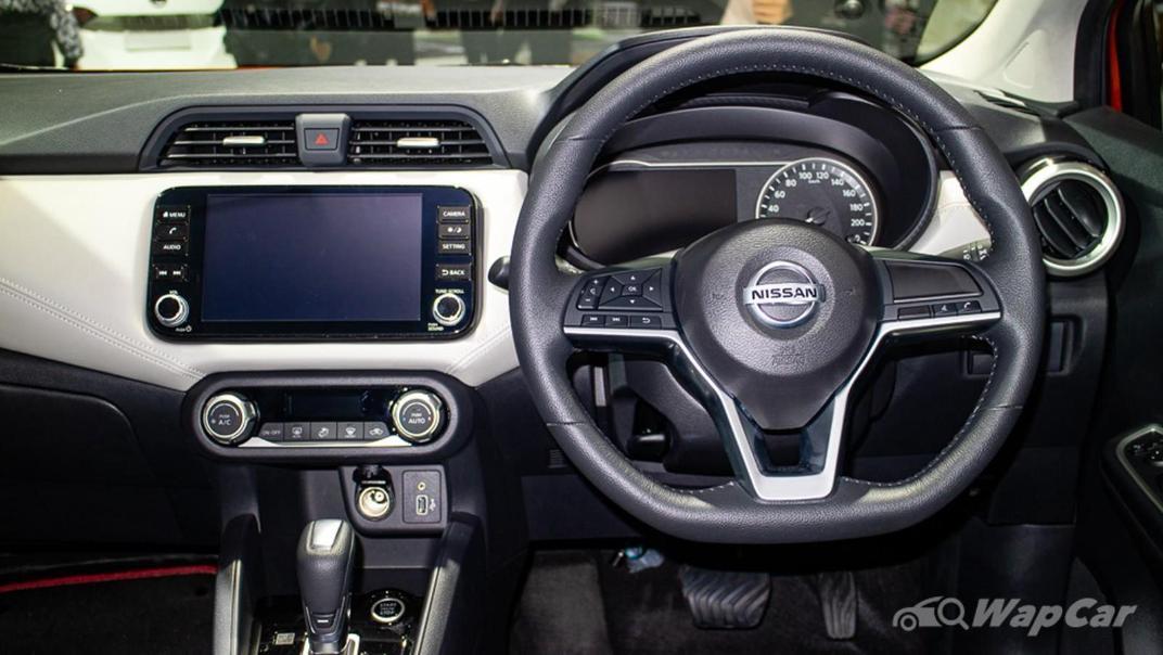 2020 Nissan Almera Interior 002