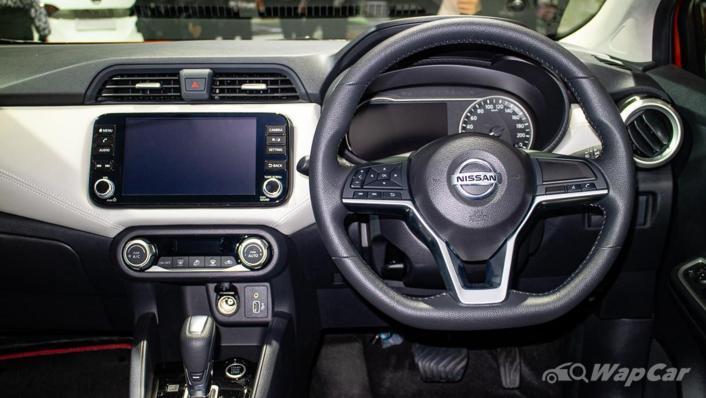 2020 Nissan Almera Public Interior 002