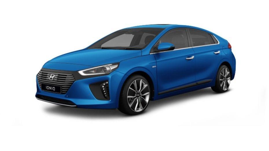 Hyundai Ioniq (2018) Others 006