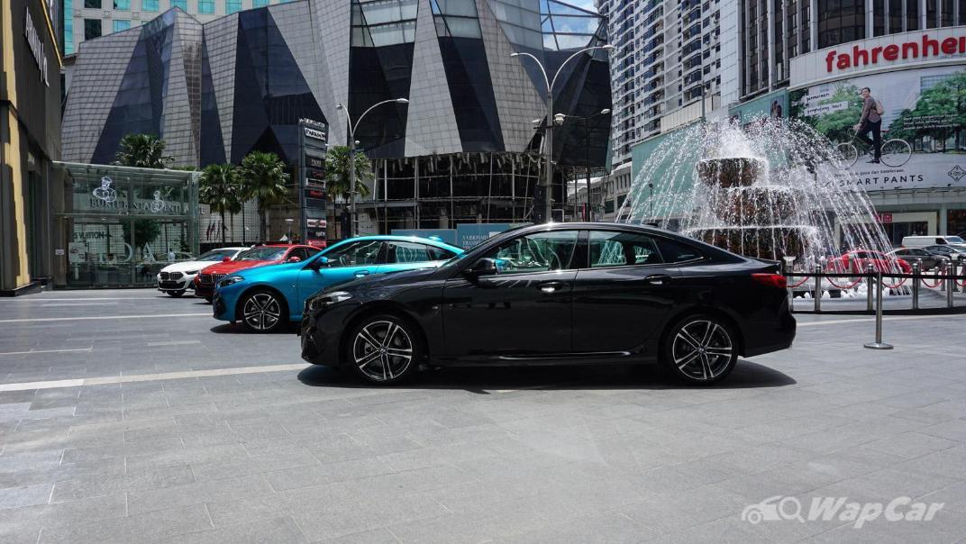 2020 BMW 2 Series 218i Gran Coupe Exterior 098
