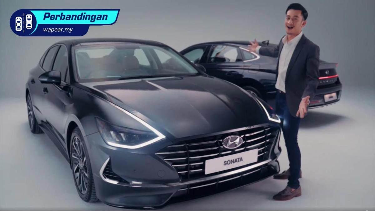 Hyundai Sonata 2020 serba baru – Apa bezanya dengan Toyota Camry dan Honda Accord? 01
