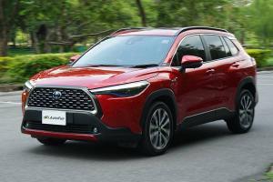 Toyota Corolla Cross 2021 rebiu media Thai - nampak besar dan luas tapi?