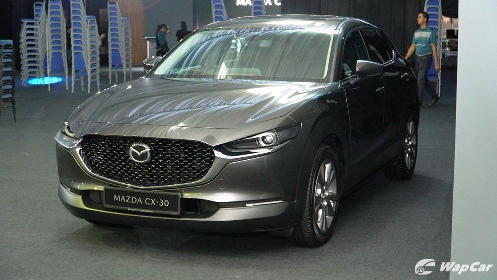 2020 Mazda CX-30 Exterior 020
