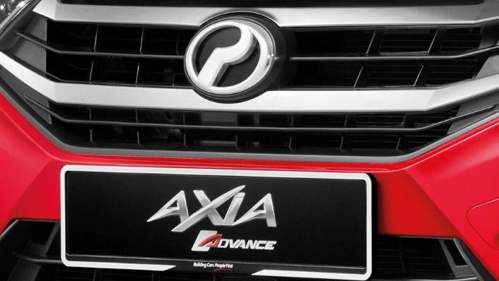 Perodua Axia (2018) Exterior 005