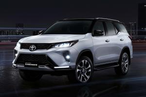2021 Toyota Fortuner facelift teased, Malaysia launch soon