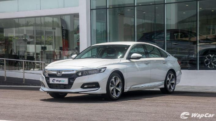 2020 Honda Accord 1.5TC Premium Exterior 001