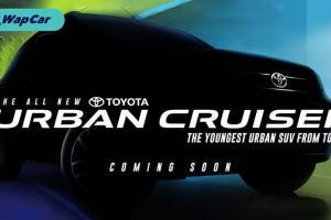 Toyota Urban Cruiser 2020: Kemunculan SUV kurang 4-meter tidak lama lagi, berkemungkinan hibrid