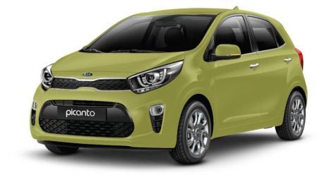 2019 Kia Picanto 1.2 GT-Line AT Price, Reviews,Specs,Gallery In Malaysia | Wapcar