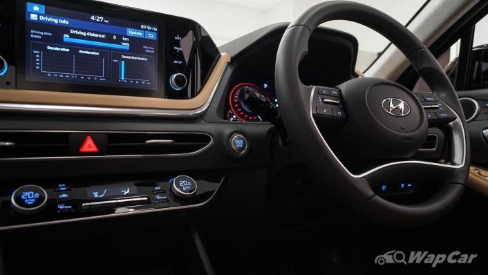 2020 Hyundai Sonata 2.5 Premium Interior 004