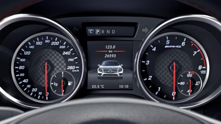 2018 Mercedes-Benz SLC AMG AMG SLC 43 Interior 003
