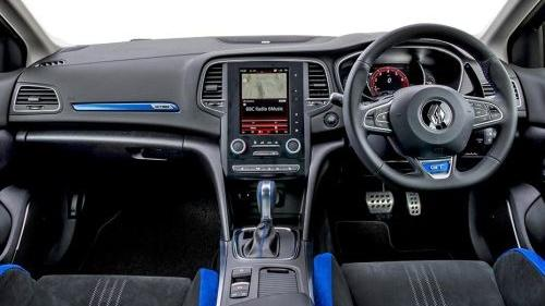Renault Megane (2018) Interior 001