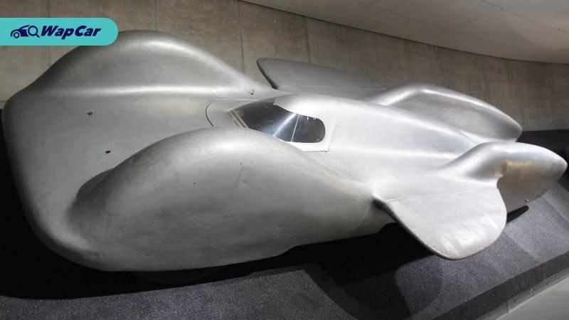 Mercedes T80 Museum