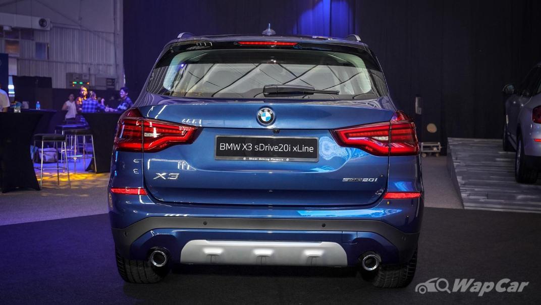 2021 BMW X3 sDrive20i Exterior 002