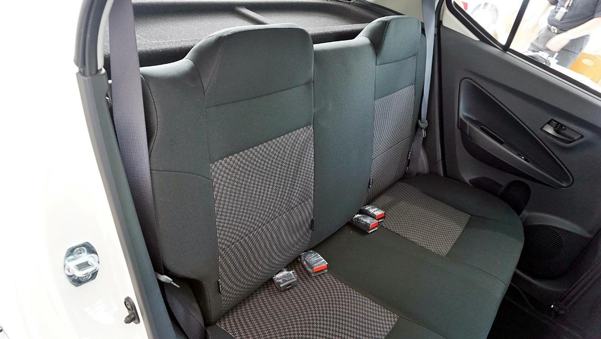 2019 Perodua Axia GXtra 1.0 AT Interior 035