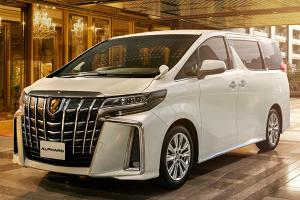 Wait, one of the most stolen cars in Japan is the Toyota Alphard?