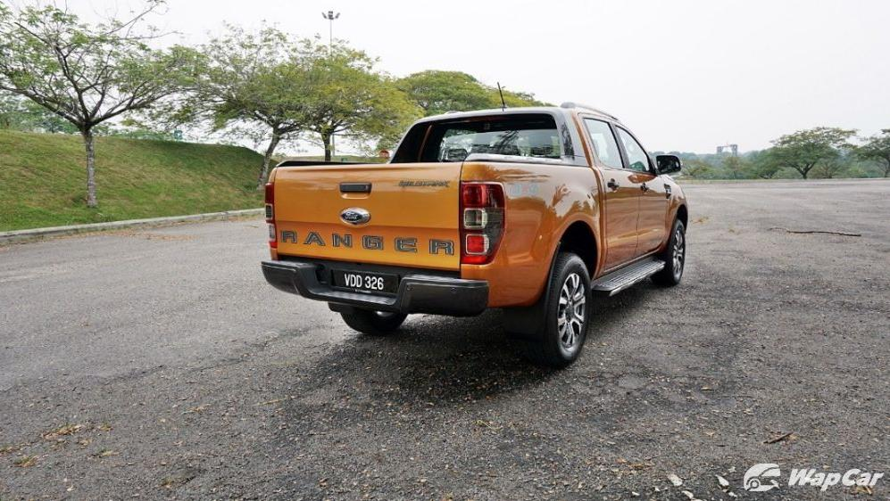 2018 Ford Ranger 2.0 Bi-Turbo WildTrak 4x4 (A) Exterior 005