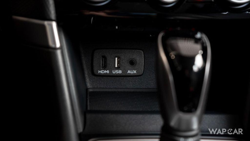 Subaru Forester (2019) Interior 009