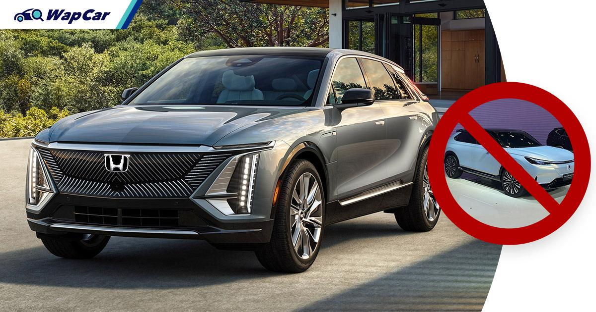 2024 Honda Prologue SUV announced – Nope, it is not an electric HR-V 01
