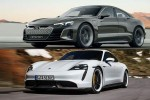 Is the Audi e-tron GT just a Porsche Taycan with a different body?