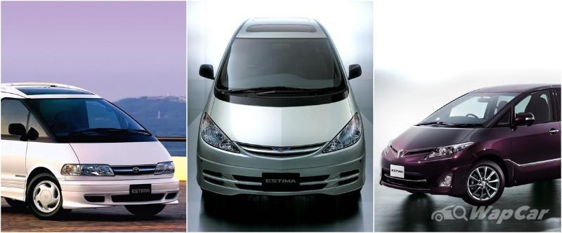 Toyota Estima – Raja MPV Malaysia suatu ketika dulu. MPV dah hilang takhta? 02