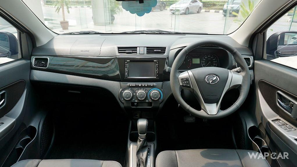 Perodua Bezza (2018) Interior 006