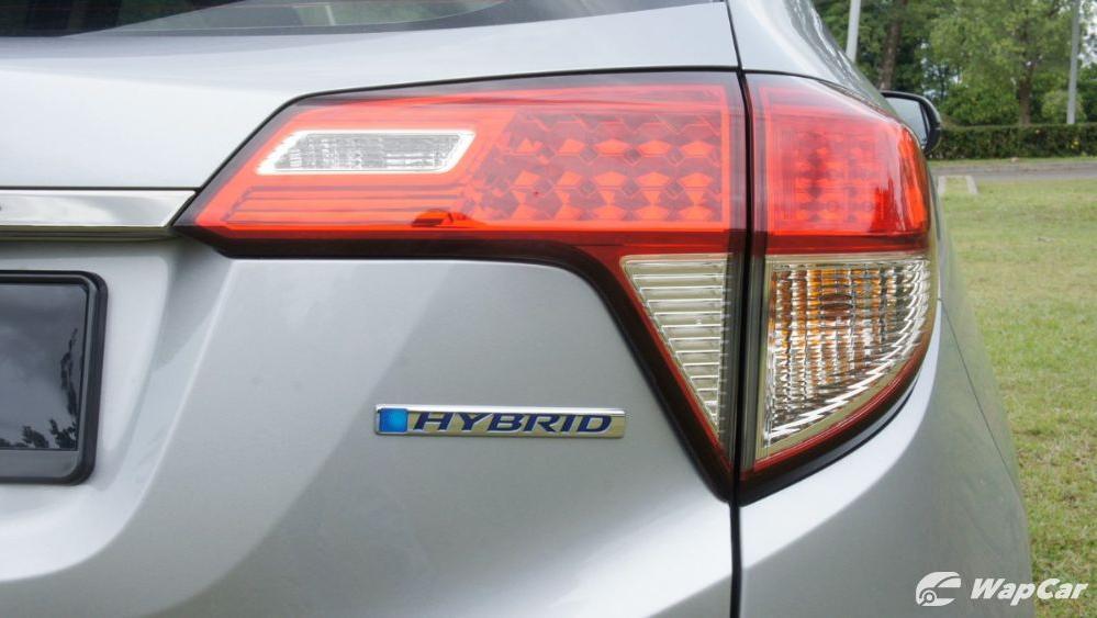 2019 Honda HR-V 1.5 Hybrid Exterior 064
