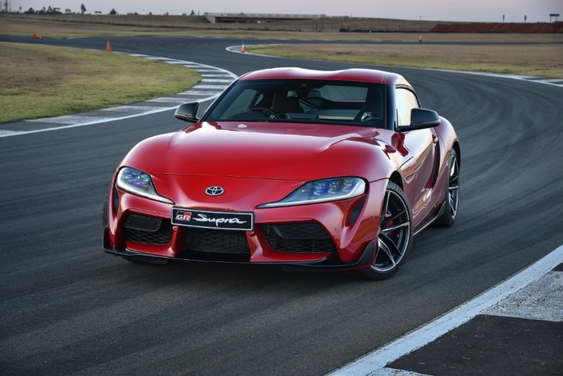 Toyota Malaysia Teases All-New A90 Supra, September Debut 02