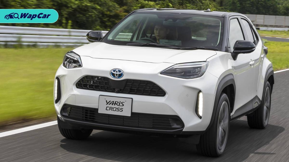 Toyota Yaris Cross debuts in Japan - 1.5L Dynamic Force engines with hybrid and 4WD variants! 01