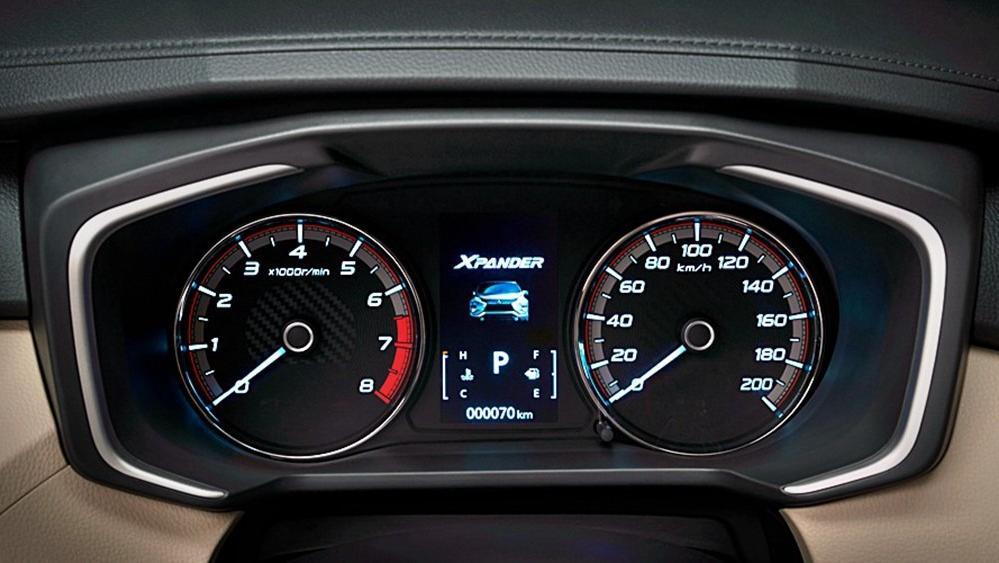 2020 Mitsubishi Xpander Upcoming Version Interior 007