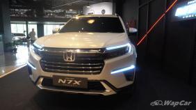 2021 Honda BR-V Upcoming Version Exterior 008
