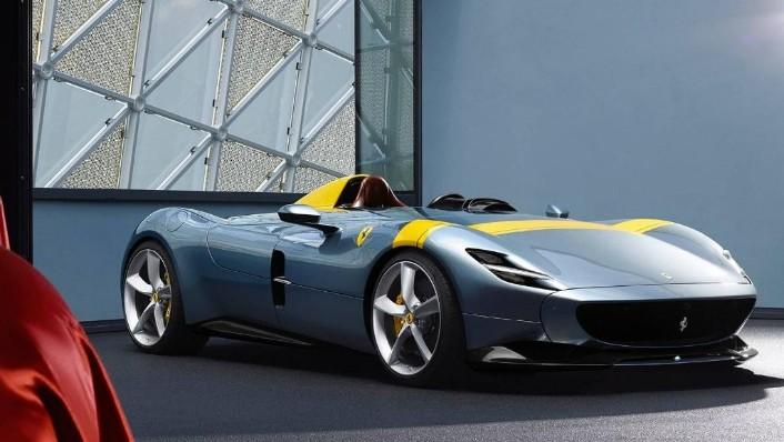 Ferrari Monza SP1 (2019) Exterior 003