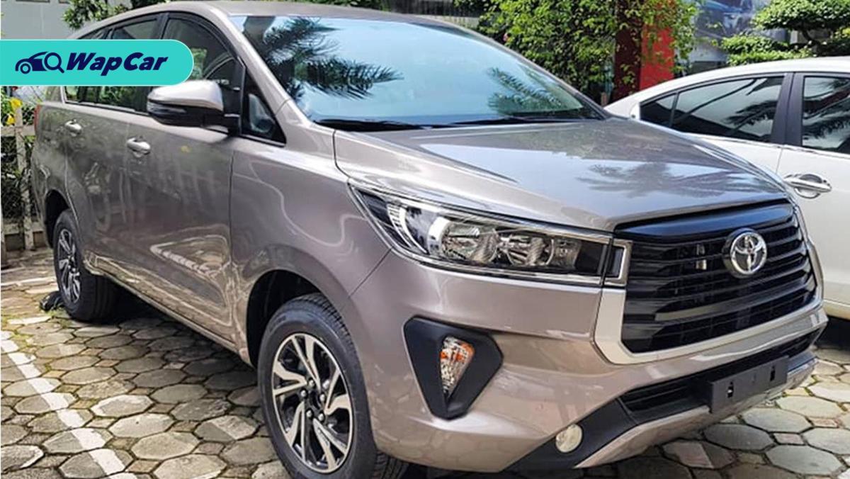 Intipan 2021 Toyota Innova. Indonesia dan Vietnam sudah terima, Malaysia tunggu tahun 2021? 01