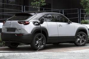 Bermaz is considering a hybrid Mazda MX-30 for Malaysia, rotary-powered?