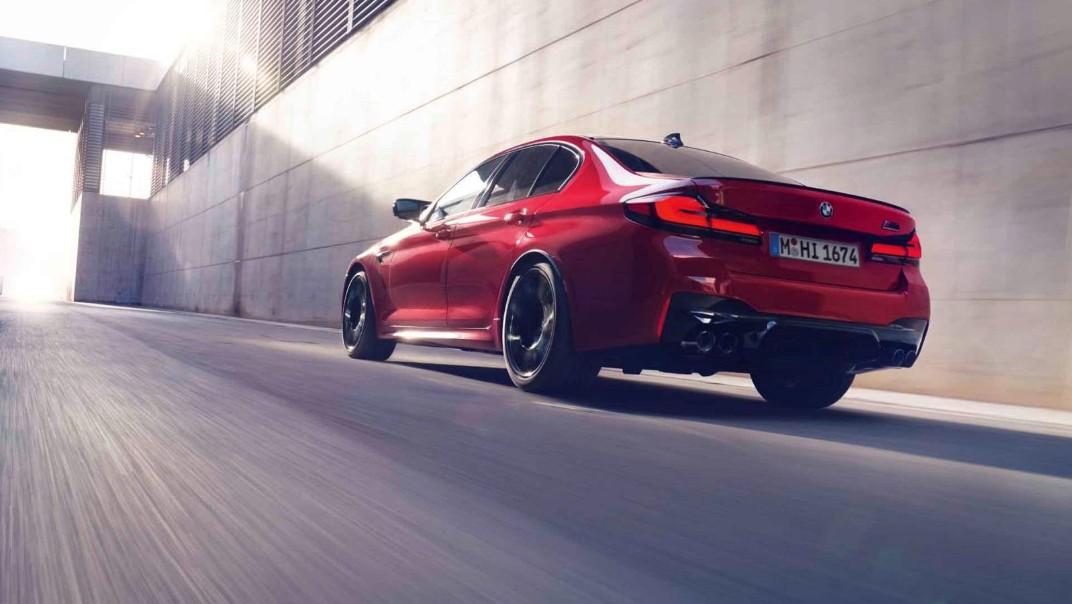 2020 BMW M5 Exterior 021
