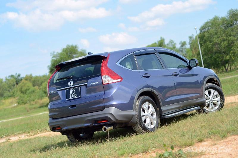 Looking for a used, dependable SUV? The 4th-gen Honda CR-V should be your prime choice 02