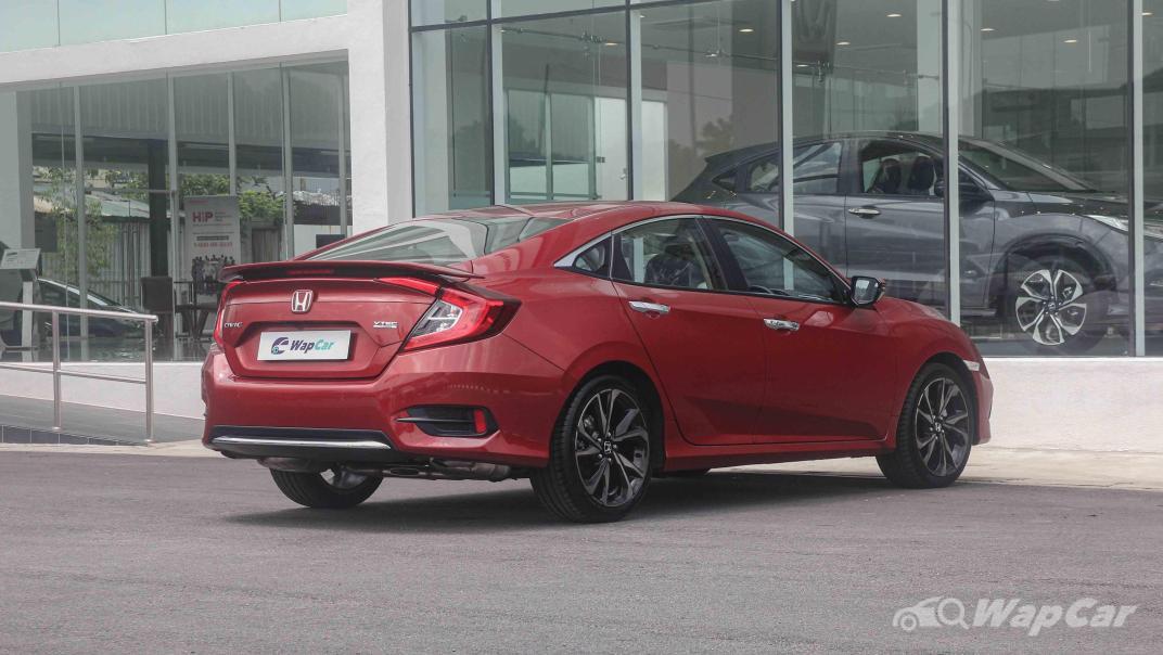 2020 Honda Civic 1.5 TC Premium Exterior 070