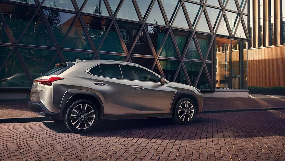 2020 Lexus UX Exterior 005