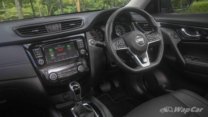 2019 Nissan X-Trail 2.0 2WD Hybrid Interior 002