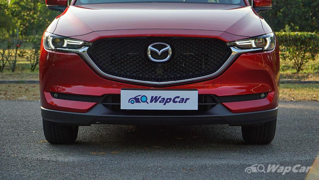 2019 Mazda CX-5 2.0L High SKYACTIV-G Exterior 009