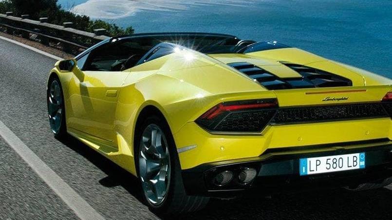 Lamborghini Huracán (2017) Exterior 004