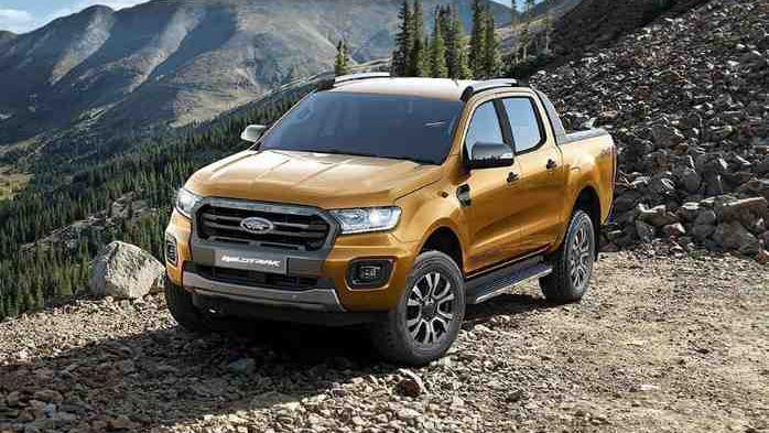 Ford Ranger (2018) Exterior 003