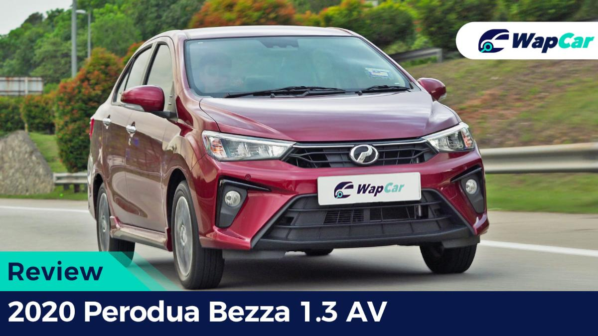 2020 Perodua Bezza 1.3 Review