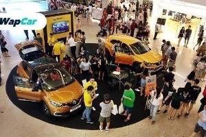 Jualan kereta melonjak pada bulan Mei, kata MAA